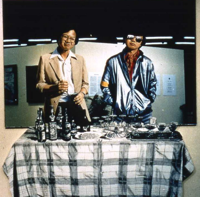 "Wong Cheung, Michael , ""The cocktail party"" image"