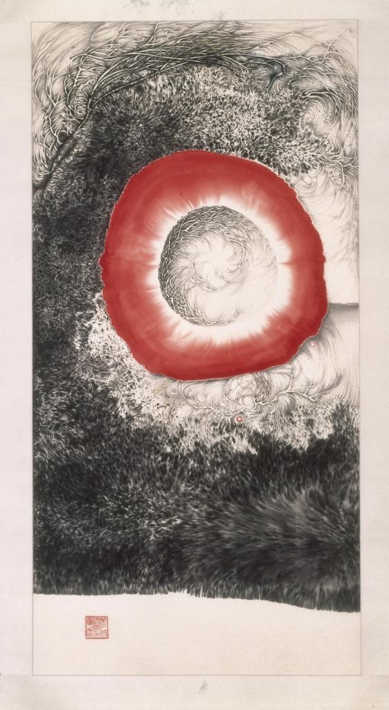 "Chou Lok-wen, Irene, ""Midsummer"" image"