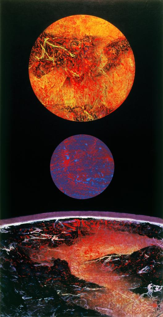 LIU Guosong 'Which is Earth? No.50' image