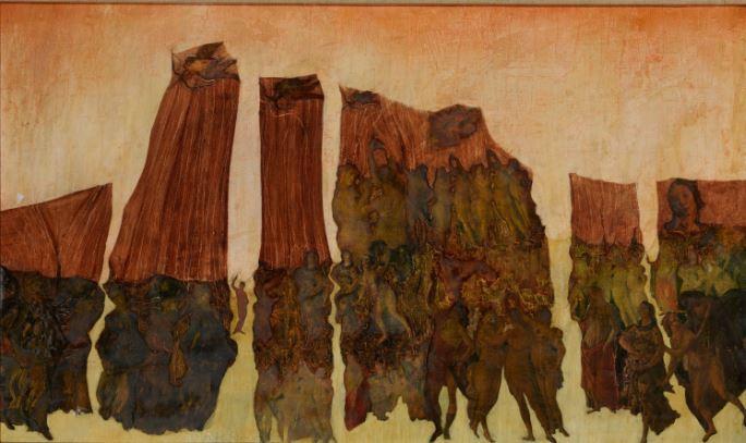 杜格拉斯.白連《六塊石》圖片